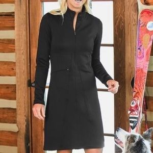 Athleta Cassidy Half Zip Dress